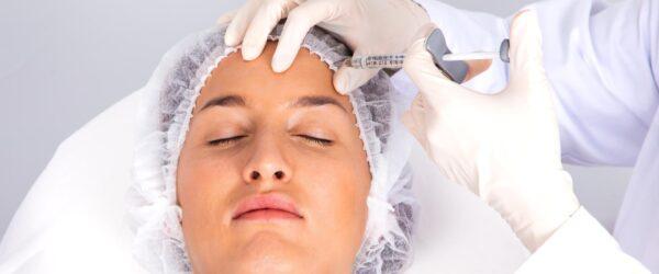Hiperhidrosis facial