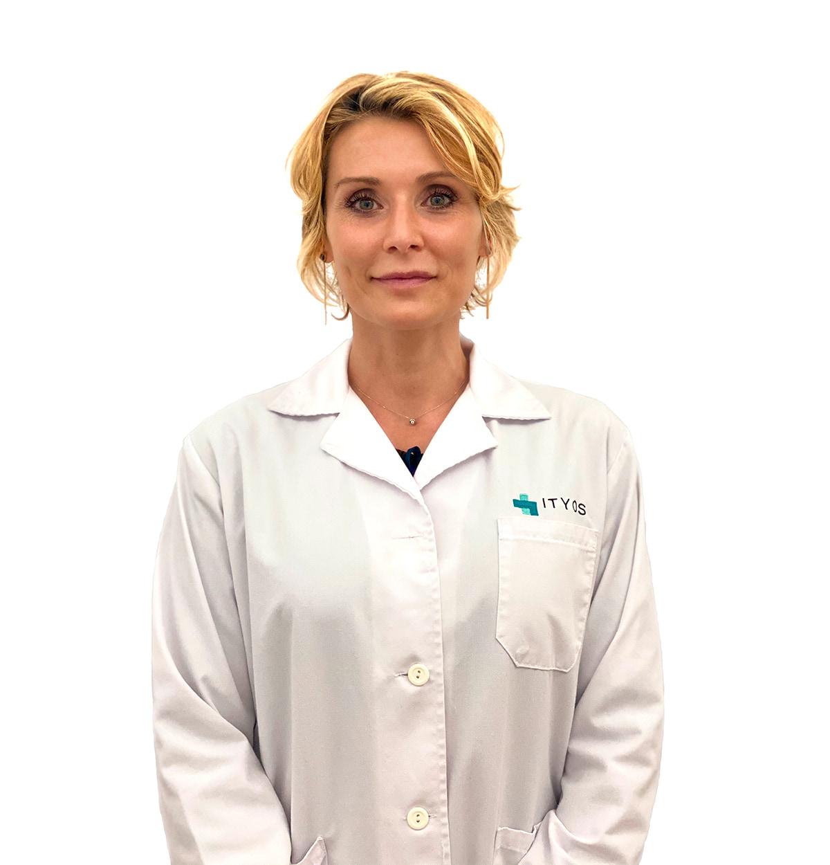 Dra. Cristina Romero
